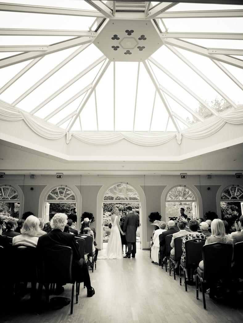 The wedding of Andrew and Charlott Neal, Turkey Mill, Maidstone, Kent.