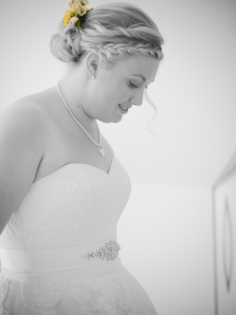 Amelie and Tom's professional wedding photography taken in Pluckley, Kent.