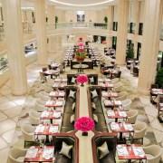 Inside the Shanghai Hotel, Shanghai by Doug Harman.