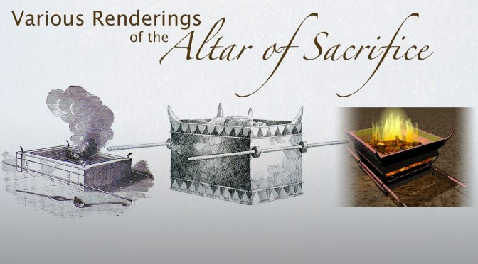 The King Who Sees (a reminder from the altar)