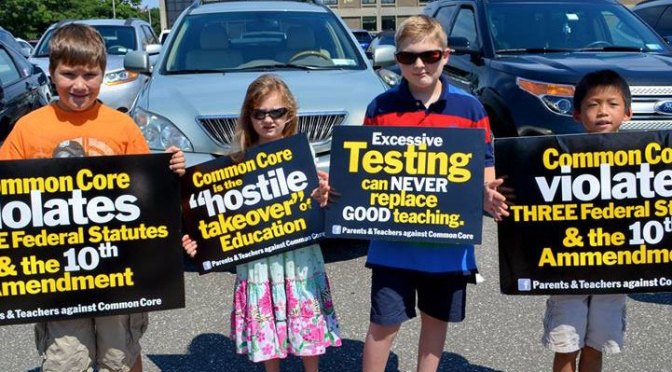 Two simple steps to help WV against Common Core