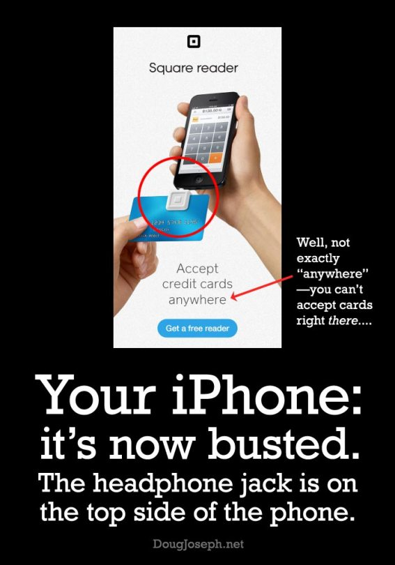 Your iPhone: It's Busted