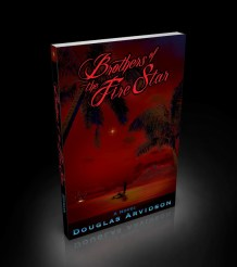 """Brothers of the Fire Star"" Book Cover"