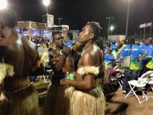 Pacific Festival of the Arts 2016, Guam
