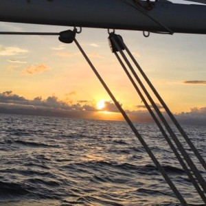 2014 Voyage from Guam to the Philippines