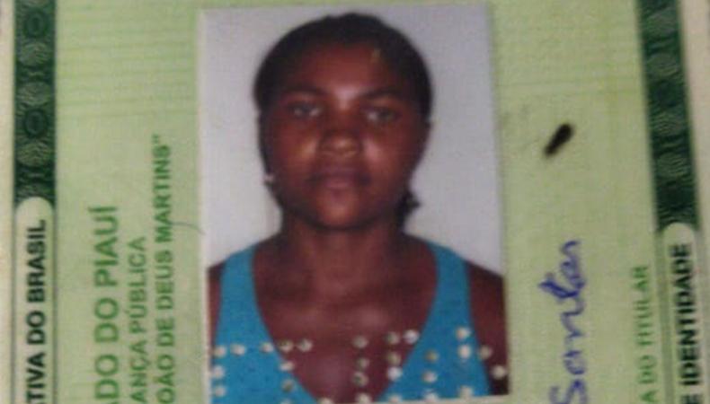 Marlene Silva Santos, 28 anos