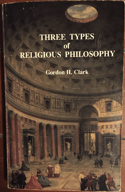 GHC Review 22; Three Types of Religious Philosophy 2