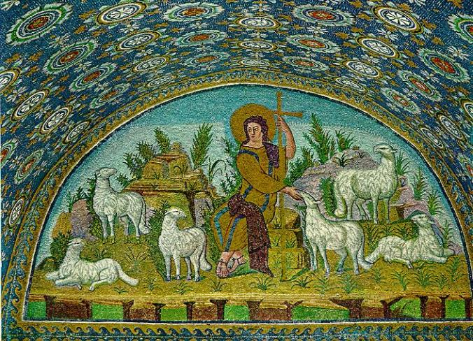 The Good Shepherd (Ravenna)