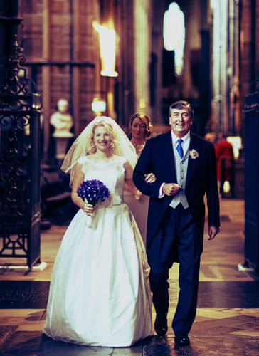Wedding Photograph Lady Chapel, Westminster Abbey