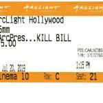 Kill Bill: Vol. 2 - 35mm - ArcLight Cinemas - Movie Ticket - CINEMA 10