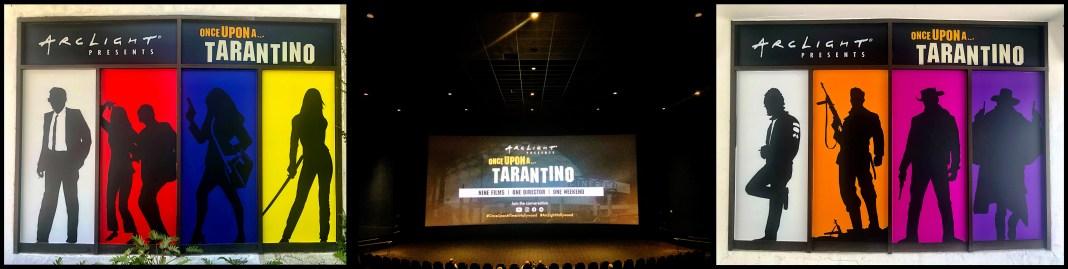 Once Upon a Tarantino @ ArcLight Cinemas - July 2019