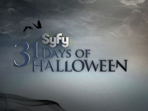 SYFY 31 Days of Halloween
