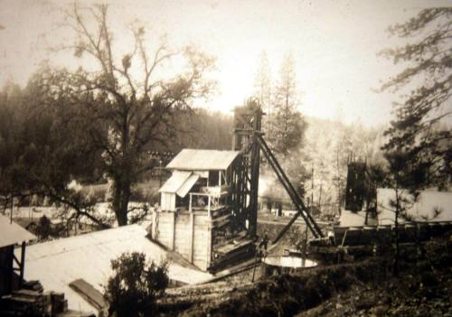 Black Oak Mine - 1932