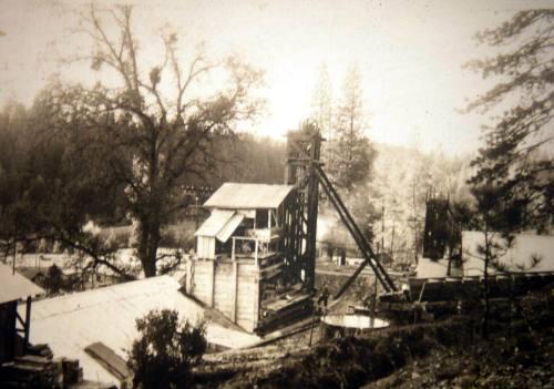 Black Oak Mine - 1932