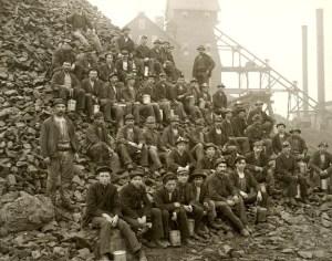 Cornish Miners