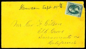 Mendon, 1872