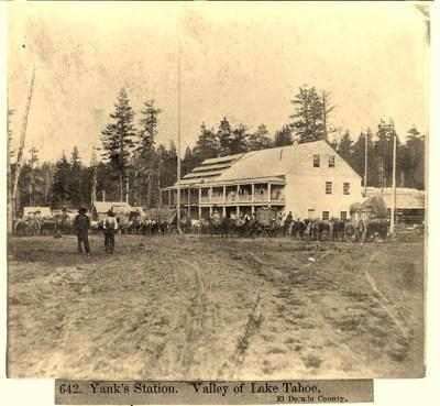 Yank's Station - 1866