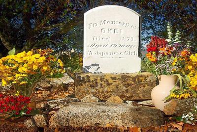 Okei's Grave
