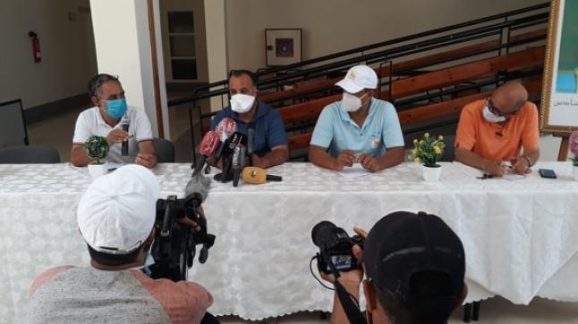 انتهاء فعاليات قافلة المجتمع المدني للتحسيس بمخاطر كورونا بإقليم الجديدة