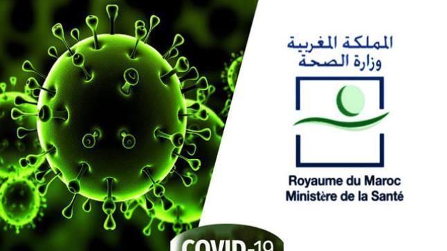 التوزيع الجغرافي لعدد الاصابات بفيروس كورونا حسب الجهات و الاقاليم
