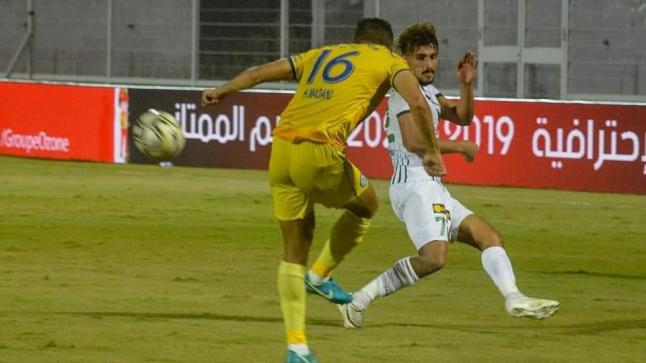 رسميا رجاء بني ملال يغادر البطولة الاحترافية بعد تعادله أمام الدفاع الحسني الجديدي