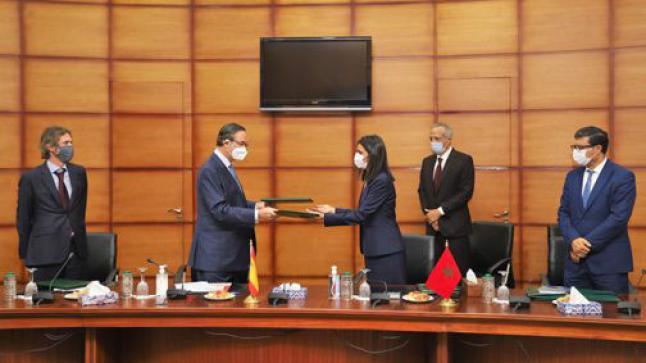 توقيع اتفاقية تعاون بين المغرب و اسبانيا حول التمكين الاقتصادي للنساء والشباب