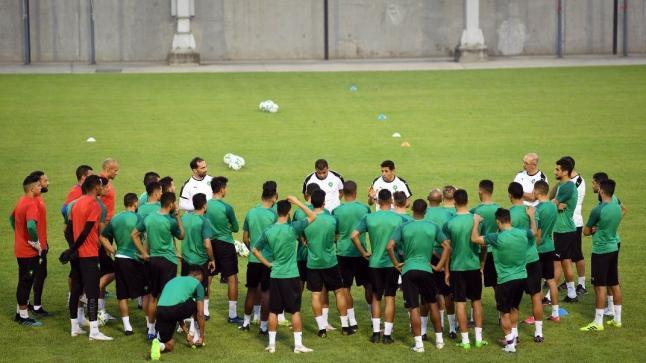 مجموعات كأس أمم افريقيا …المنتخب الوطني المغربي لكرة القدم داخل المجموعة الثالثة