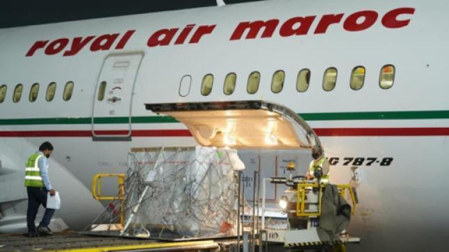"""الشحنة الأولى من اللقاح الصيني """"سينوفارم """" تصل الى المغرب"""