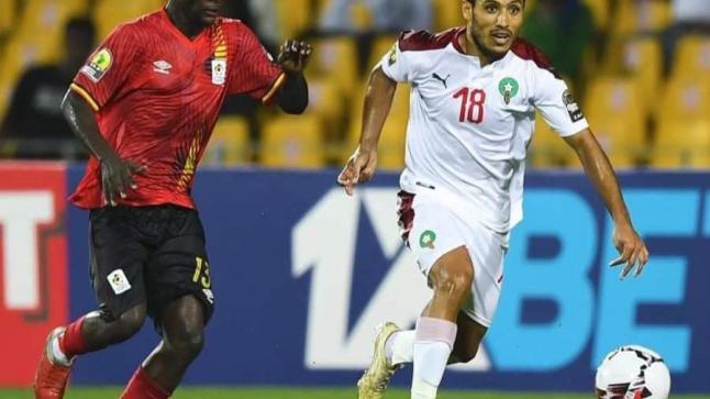 المنتخب المحلي المغربي يقسو على المنتخب الاوغندي ويتأهل للمرة الثالثة إلى ربع نهائي كأس أفريقيا للاعبين المحليين .