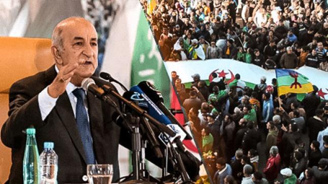 حسب صحيفة جزائرية :النظام القائم يرغب في خنق الاحتجاج.