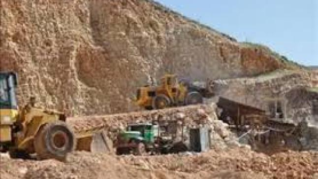 تفاصيل جديدة في شأن مقلع دوار الطمامنة بالجماعة الترابية أولاد بوساكن