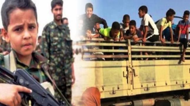 """تنديد منظمات غير حكومية تجنيد أطفال في تندوف من طرف """"البولزاريو"""""""