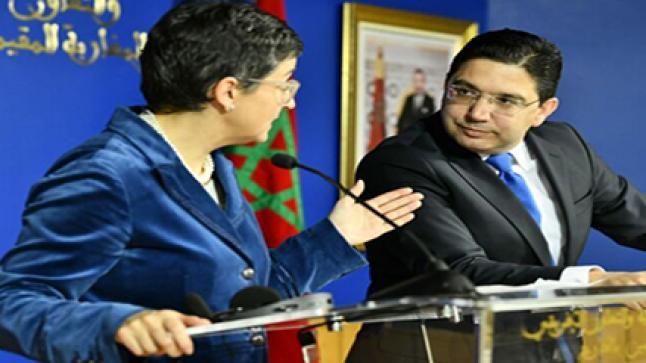 المملكة المغربية متأسفة بشأن استقبال اسبانيا لزعيم عصابة البولساريو
