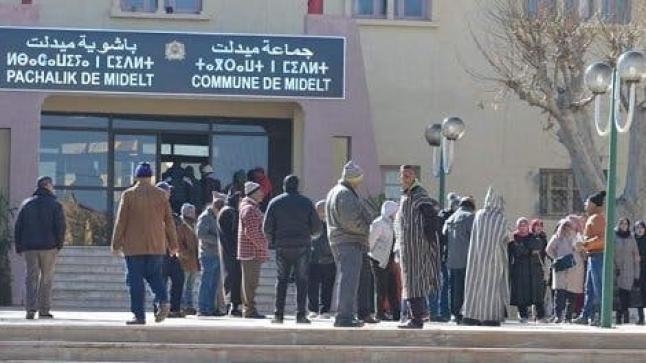 """توقيف رئيس المجلس الجماعي""""البيجيدي"""" لميدلت"""