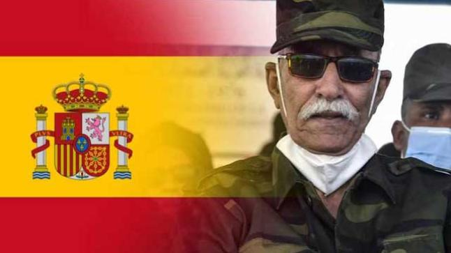 """صحيفة """"لاراثون"""" الإسبانية:الشرطة الإسبانية تؤكد أن زعيم """"البوليساريو"""" هو من يرقد في المستشفى بهوية مزورة"""