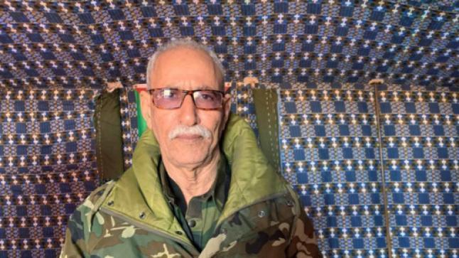 رسميا القضاء الاسباني يصدر أمرا باستدعاء زعيم ميليشيات جبهة البوليساريو، إبراهيم غالي