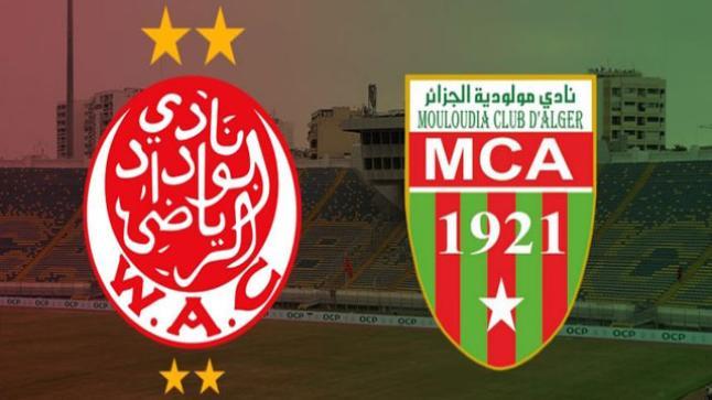 حكم اثيوبي لقيادة مباراة مولودية الجزائر و الوداد الرياضي المغربي