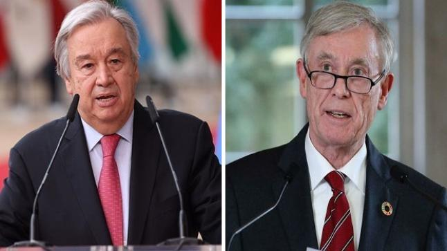 الأمم المتحدة :تعيين مبعوث روسي في الصحراء المغربية