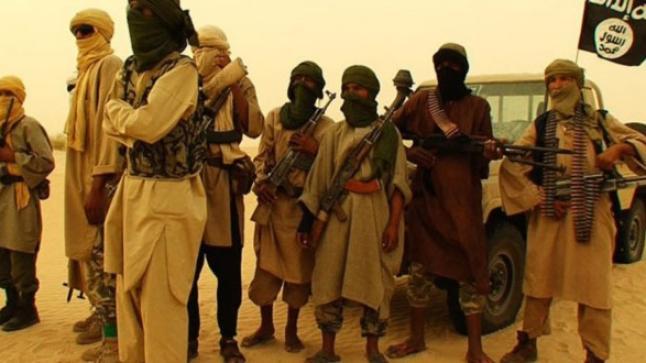 مسلحون من جماعة أنصار الدين التي يتزعمها رجل من المخابرات الجزائرية متورطون في الهجوم على الشاحنات المغربية بمالي