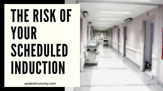 When it comes to pregnancy we want to know it all but how much research have you done on risk of inductions?
