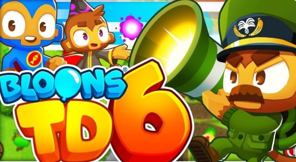 Download Bloons TD 6 v11 1 Apk Mod Money for android 2019