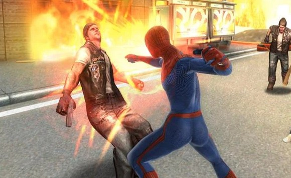 Download The Amazing Spider-Man APK OBB Data v1 2 3e Android