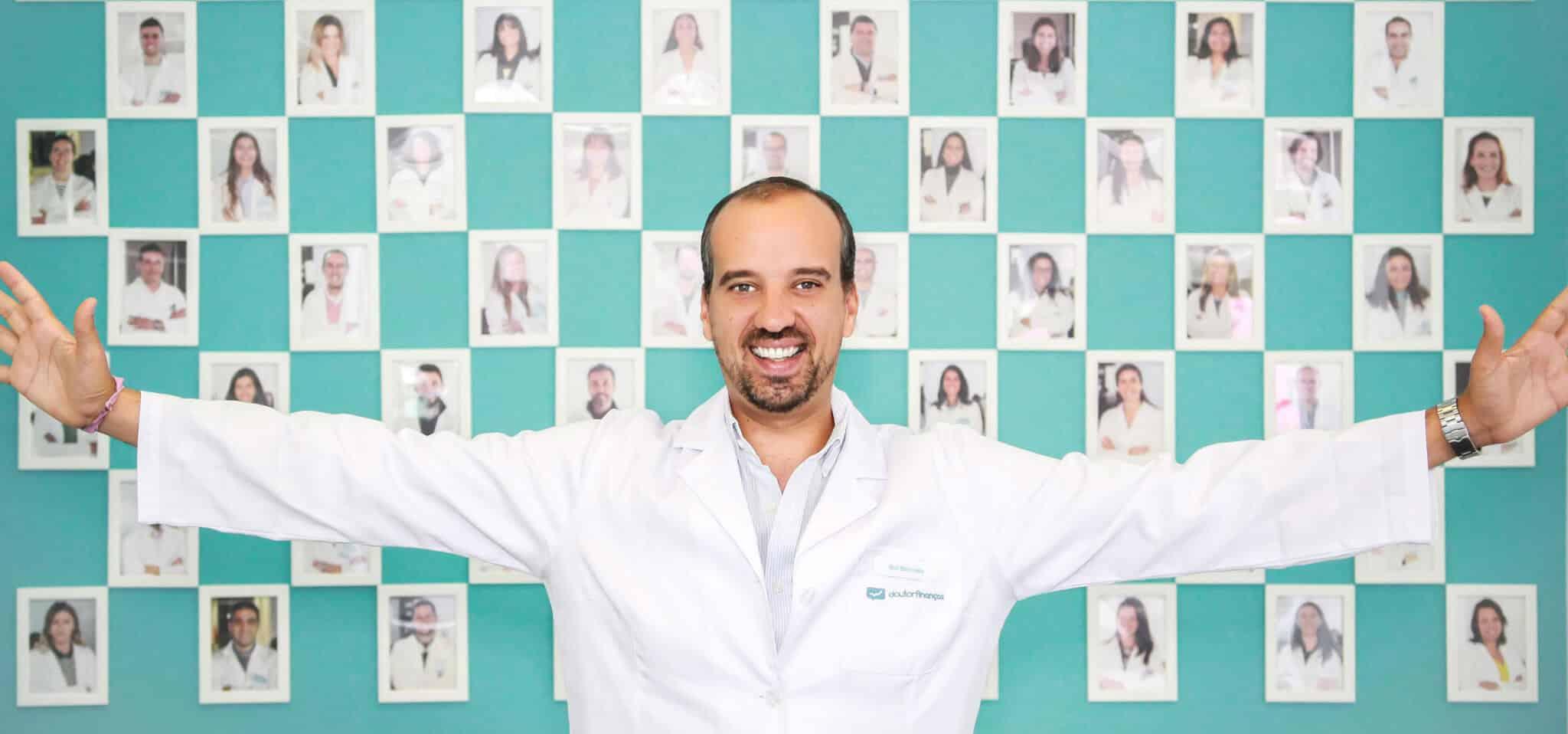 O Doutor Finanças abre a 1ª clínica de Finanças Pessoais em Portugal