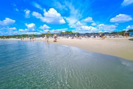 Le migliori spiagge per bimbi piccoli sotto i 6 anni