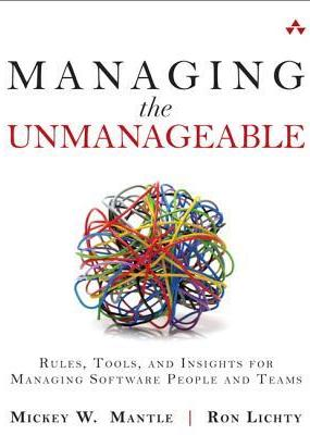 Managing the Unmanageable. Books recommended by DOvelopers