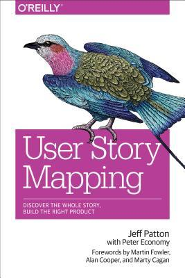 User Story Mapping Books recommended by DOvelopers