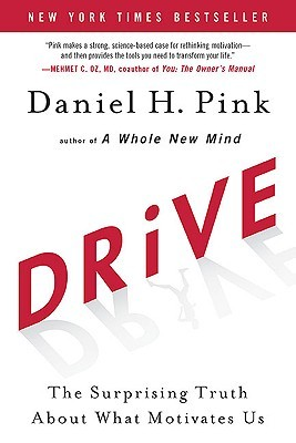 Drive: The Surprising Truth About What Motivates Us. Books recommended by DOvelopers