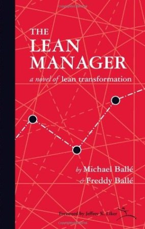 The Lean Manager Books recommended by DOvelopers