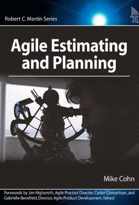 Agile Estimating and Planning Books recommended by DOvelopers