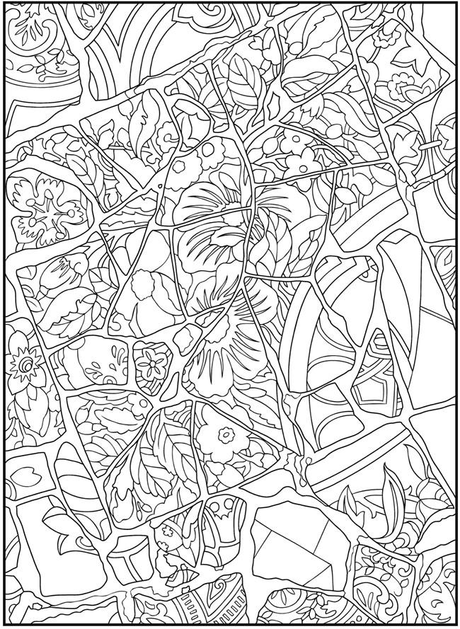 Dover Coloring Pages. dover coloring pages sample on ...